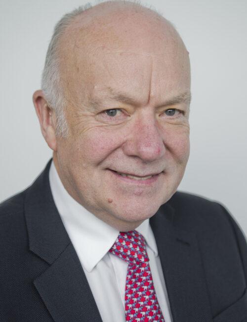 Gordon Moody Trustee Peter Hannibal